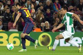 Villa y Alexis se reivindican en una goleada para acceder a cuartos (5-0)