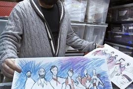 Paco Delgado opta al Oscar por el vestuario de 'Los miserables'