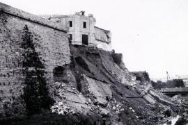 Palma salvó el Baluard de Sant Pere de la especulación inmobiliaria hace 50 años