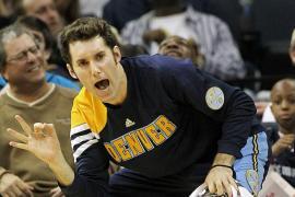 Rudy no pierde de vista la NBA