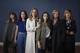 Reparto de 'intimidad', nueva serie de Netflix