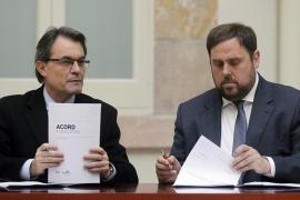«El pueblo de Catalunya tiene carácter de sujeto político y jurídico soberano»