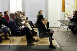 PALMA CULTURA REUNION EDITORES INSTITUT ESTUDIS BALEARICS FOTOS TERES