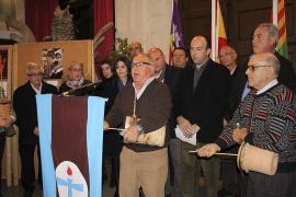 Sa Pobla rinde un sentido homenaje a los 'glosadors' Pau 'Collut' y Pau 'Magarro'