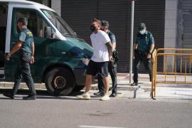 Prisión incondicional sin fianza para el joven italiano que tiroteó a otro en una fiesta en Ibiza
