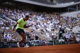 Nadal se mete en sus decimocuartas semifinales