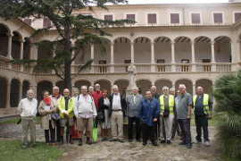 Jubilats per Mallorca dicen que Rajoy «robará 4.000  millones de euros a los pensionistas»