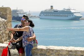 Palma registrará 26 escalas de cruceros de junio a septiembre