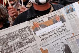 Baleares registra en el primer año de Gobierno de Rajoy más de 3.100 manifestaciones