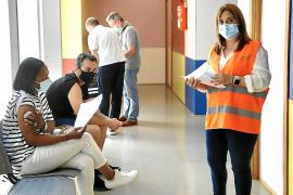 Avalancha de consultas de alérgicos antes de inmunizarse
