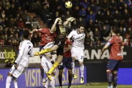 El Real Madrid se deja dos puntos ante el colista