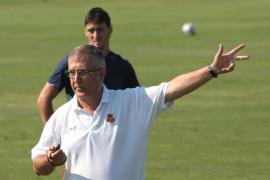 Manzano: «La Champions no nos presiona, nos motiva»