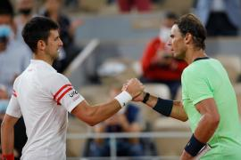 Así ha sido el Nadal-Djokovic