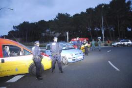 Gran despliegue policial para evitar el enfrentamiento entre dos familias de etnia gitana