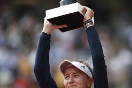 La checa Barbora Krejcikova se corona en Roland Garros