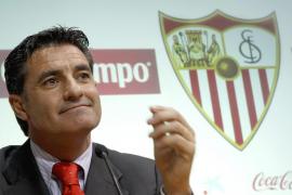 Michel, destituido como entrenador del Sevilla