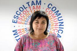 Llúcia Salleras, presidenta de Escola Catòlica
