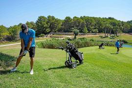 Una imagen del Torneo Terranauto de golf