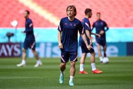 Inglaterra contra Modric