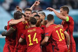 Bélgica gana a medio gas