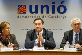 CiU y ERC aceptan retirar la referencia al Estado propio para ampliar el consenso