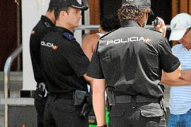 Atracan un salón de juego en Palma y amenazan a la empleada con un cuchillo