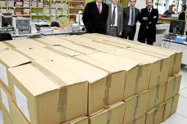 Un grupo hotelero colapsa un juzgado mercantil de Palma con 265 concursos