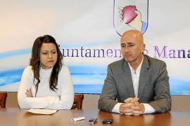 CRISTINA MATAMALAS I ANTONI PASTOR. AJUNTAMENT DE MANACOR.