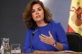 Sáenz de Santamaría calcula que ley de administración local ahorrará 3.500 millones