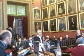 Isern dice que defenderá alternativas viables a la importación de residuos