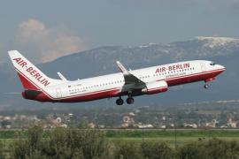 Air Berlin potenciará sus vuelos a Palma dentro de la reestructuración de la compañía