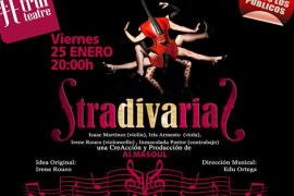 Stradivarias: cuatro virtuosas sobre el escenario