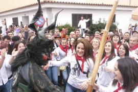 """Artà vuelve a demostrar un año más que """"Sant Antoni és un sentiment"""""""