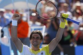 Ferrer, Almagro y Verdasco se colocan en la tercera ronda del Open de Australia