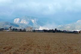 Fábrica de cemento en Lloseta