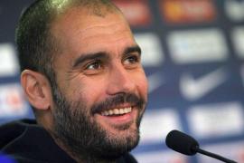 Guardiola ficha por el Bayern Munich hasta 2016