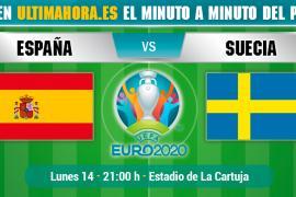 EN DIRECTO | España-Suecia