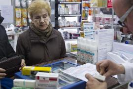 Las farmacias catalanas dejarán de cobrar hoy el euro por receta
