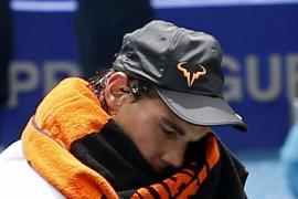 """Nadal, """"muy ilusionado"""" con su regreso a las pistas en el torneo de Brasil"""