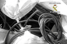 Dos detenidos por dejar sin alumbrado 17 calles de Llucmajor y Marratxí