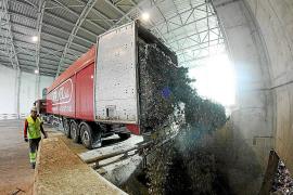 La oposición cuestiona el origen y destino de «la basura» y duda que se queme en Son Reus
