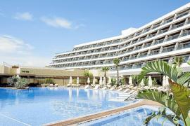 IBIZA - HOTELES - FACHADA DEL IBIZA GRAN HOTEL.