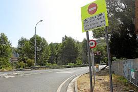 Tráfico deniega el permiso al alcalde de Pollença para circular por Formentor