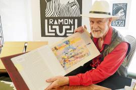 El artista Nils Burwitz