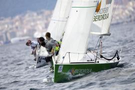 El 'Iberdrola' se adjudica el Trofeo  Hublot Palmavela en clase 'Platú 25'