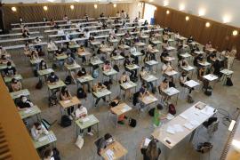 El 92,5% de los estudiantes presentados a la PBAU en junio en Baleares supera los exámenes