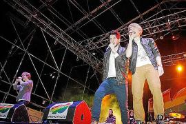 La radiofórmula arrasa en el festival Palma 40 Pop