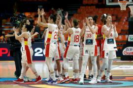La selección se reivindica con una gran victoria en el Eurobasket