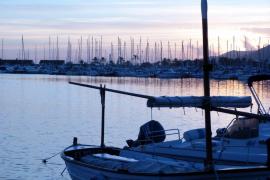 Muelle del Port d'Alcúdia