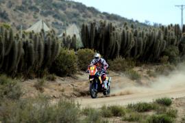 Despres gana su quinto Dakar y 'Chaleco' López se lleva la última etapa